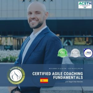 Register for Certified Agile Coaching Fundamentals class