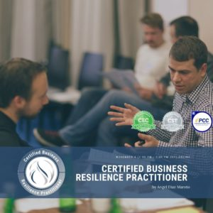 Register for Certified Business Resilience Practitioner