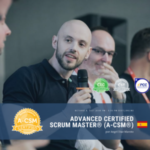Register for Advanced Certified Scrum Master